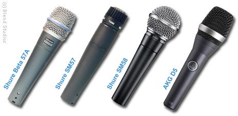 מדריך הקמת אולפן | מיקרופונים | קורס הקלטה | לימודי מוסיקה