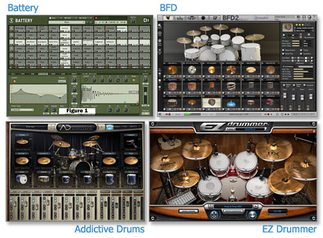 מכונות תופים | קורס קיובייס | לימודי מוסיקה אלקטרונית