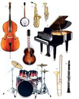 כלי נגינה | לימודי מוסיקה | קורס מוסיקה | קורס הקלטה