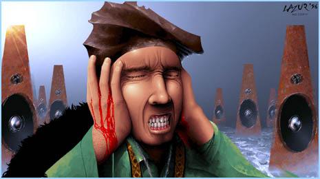 טינטון | צילצולים באזניים | נזק לשמיעה | אטמי אזניים | חשיפה לרעש | ליקוי שמיעה